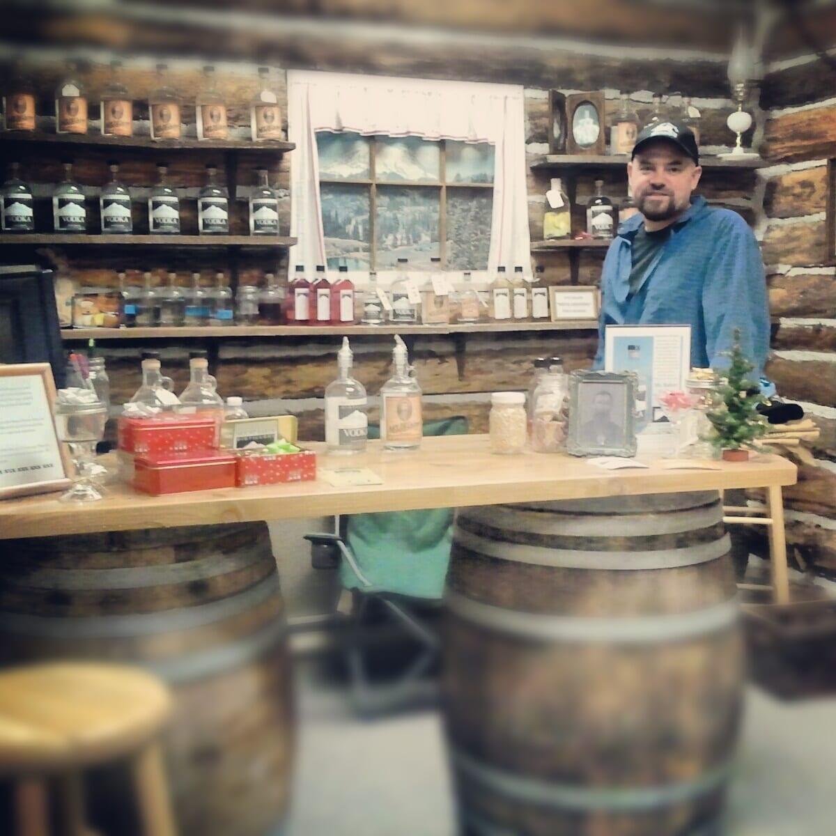 Bellingham distilleries, craft spirits