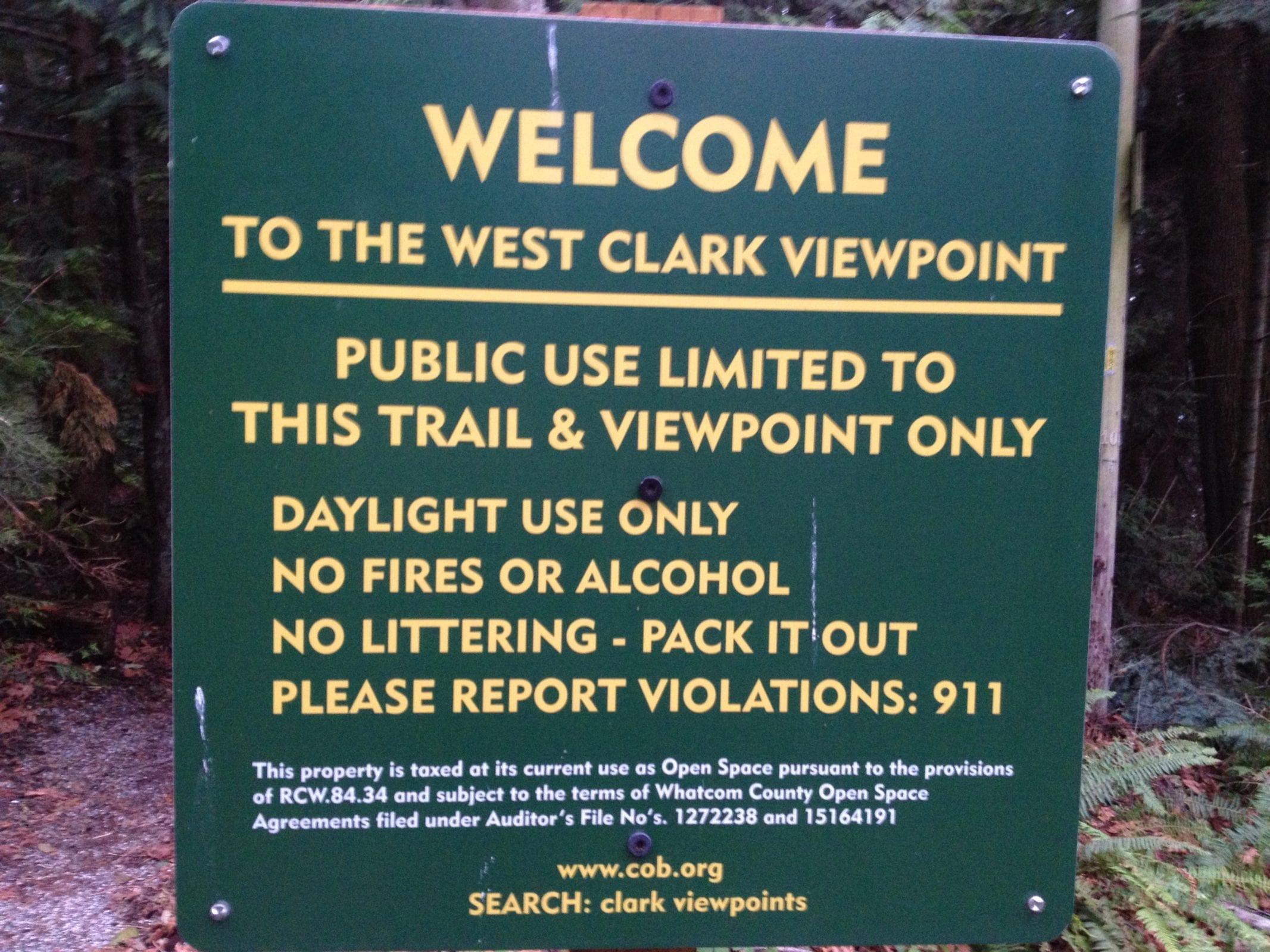 West Clark's Point