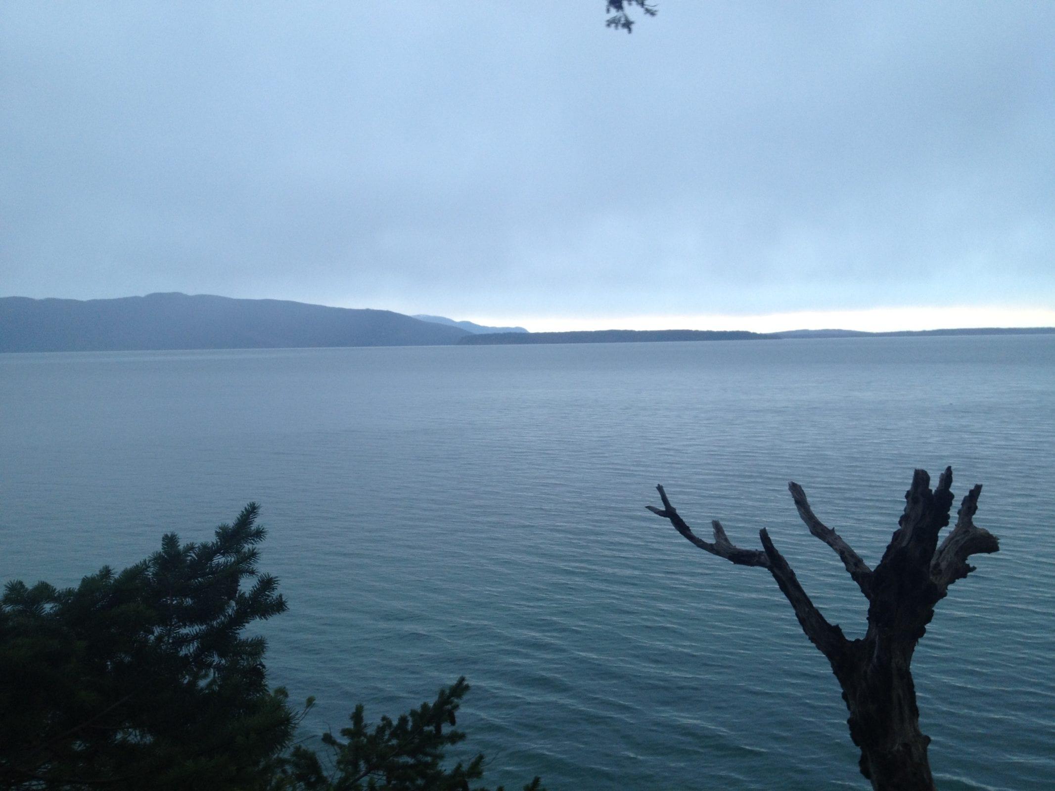 West Clark's Point view