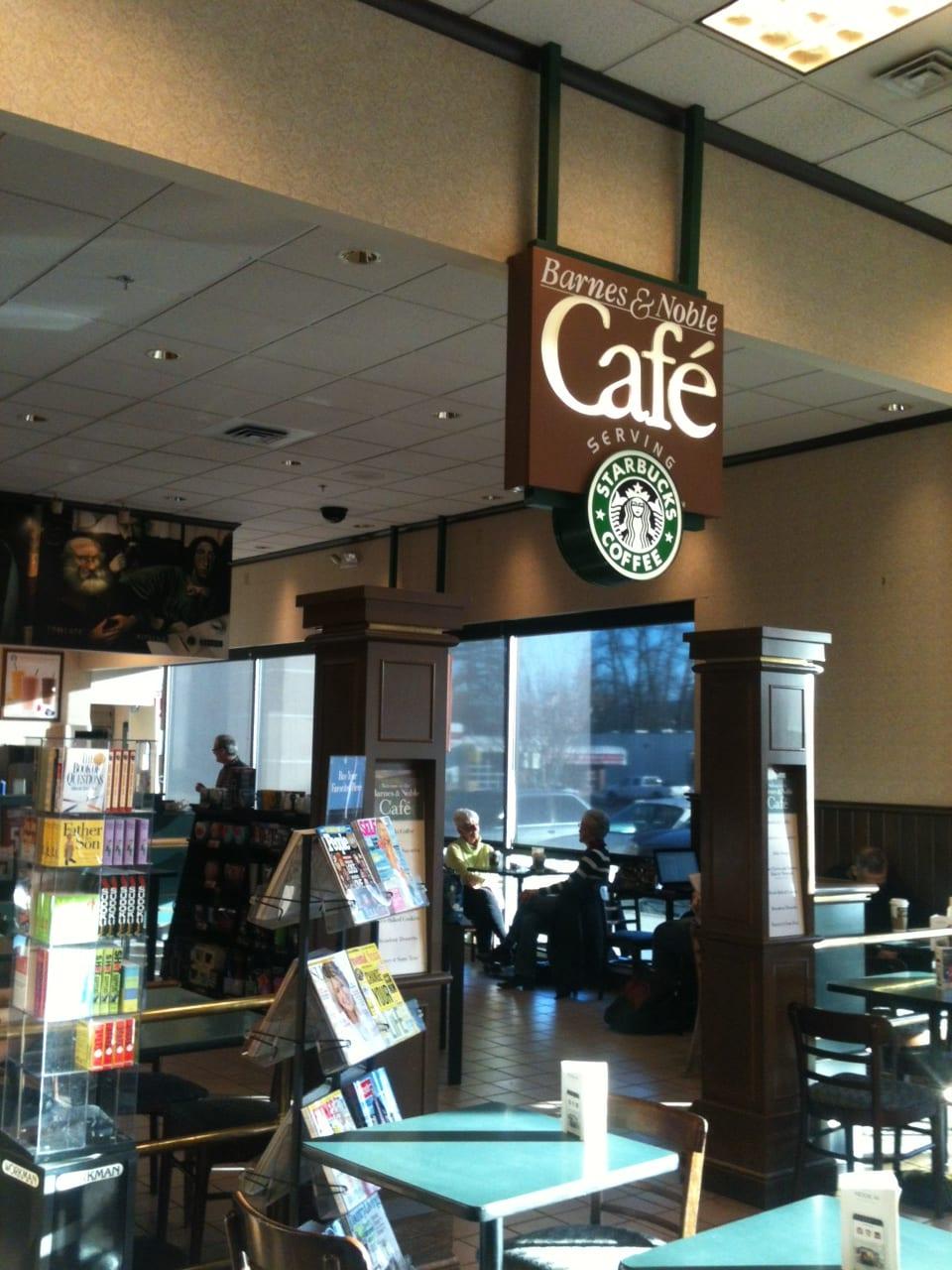 Barnes cafe