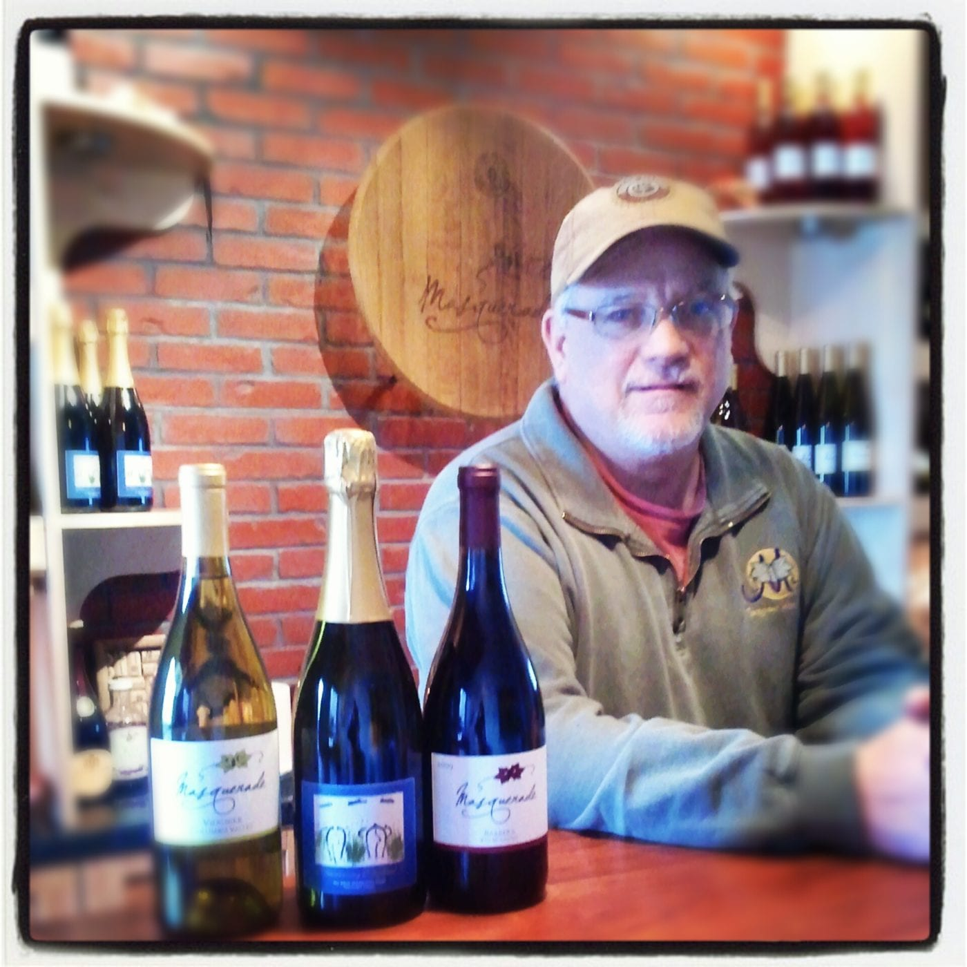 Whatcom Wine, Masquerade Wine Company
