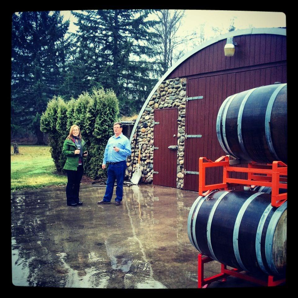Whatcom Wine, Dakota Creek Winery
