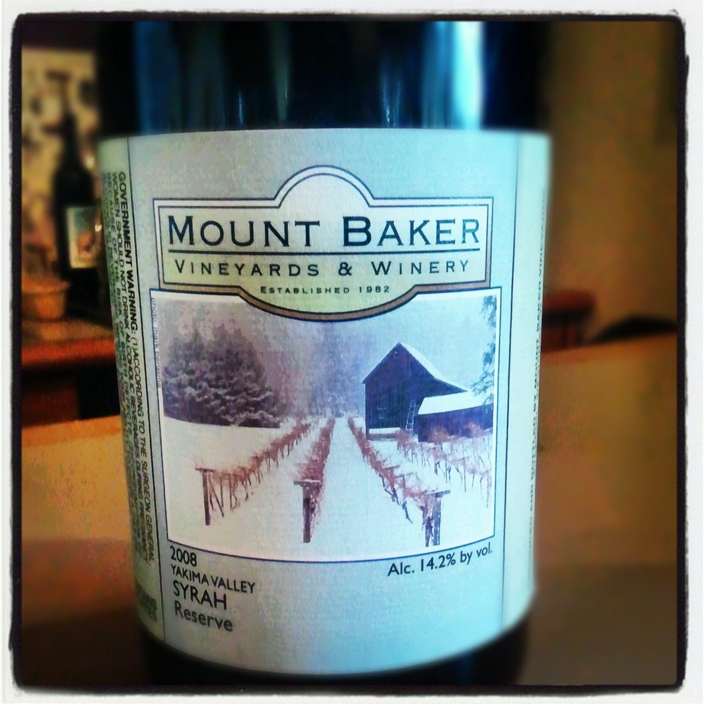 Mount Baker Vineyards, Whatcom Wine