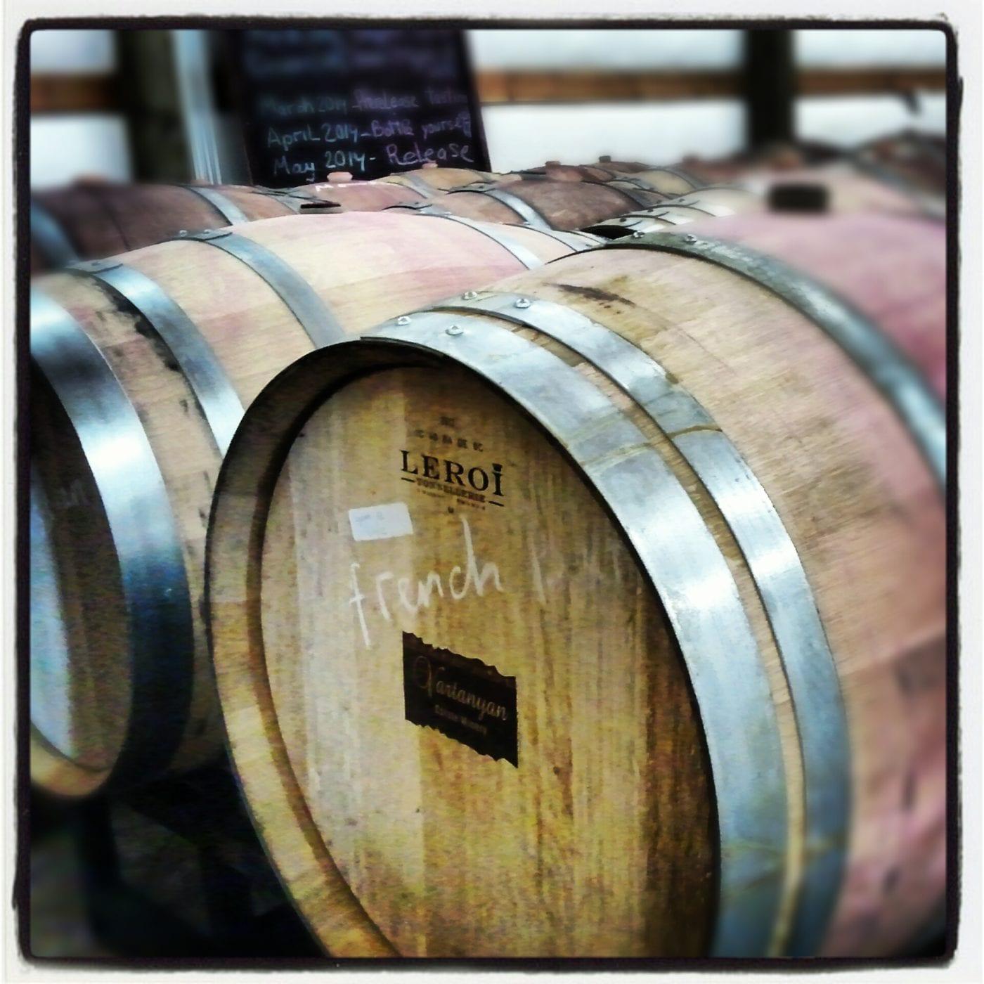 Vartanyan Estate Winery, Whatcom Wine