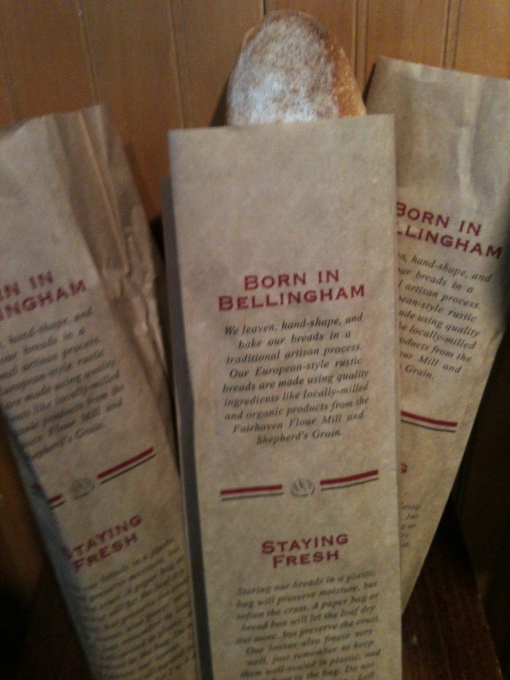 Ave Bread Born in Bellingham