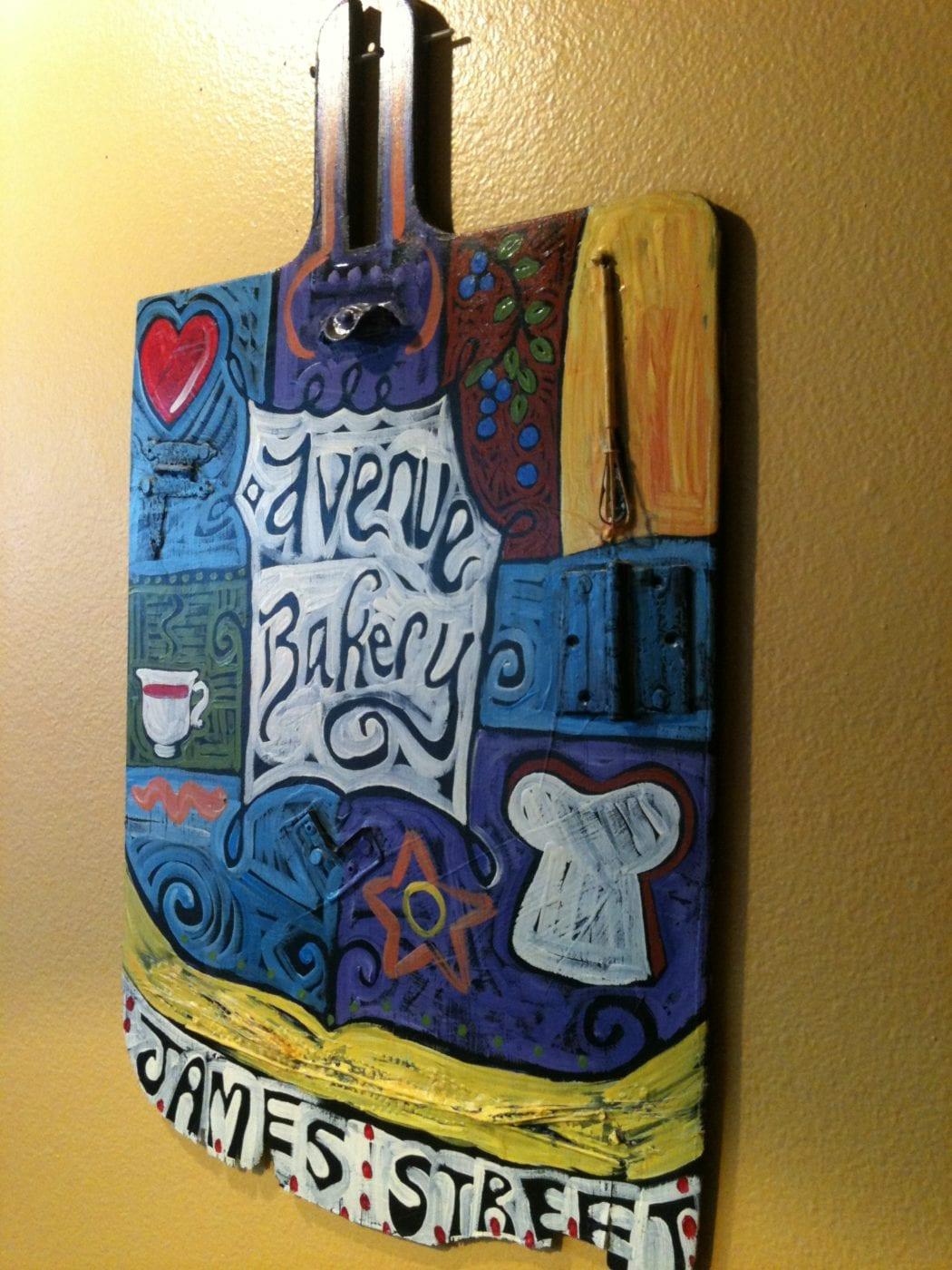 Ave bread board