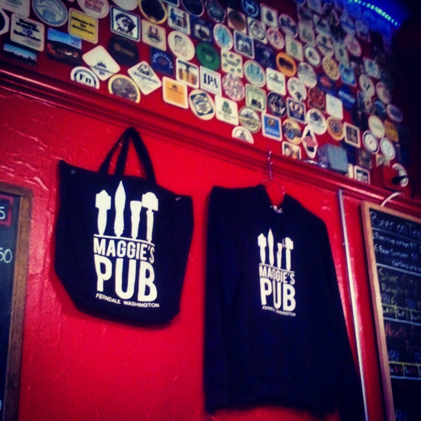 beer, Ferndale, WA, washington, IPA, Maggie's Pub