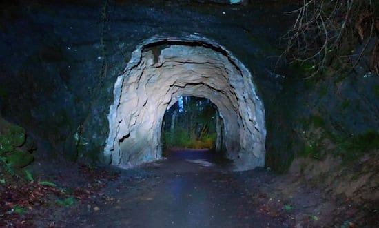 Sehome Tunnel