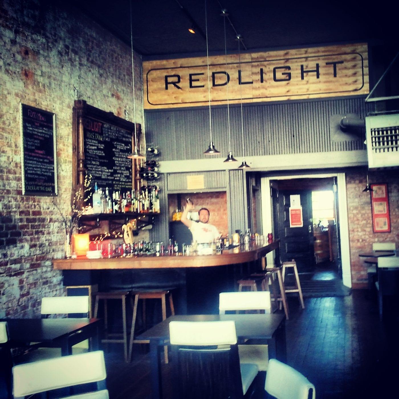 Redlight, Bar, Bellingham, Margaritas, Wine