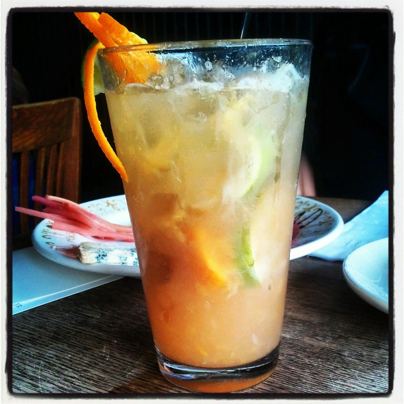 Temple Bar, Bellingham, Margaritas