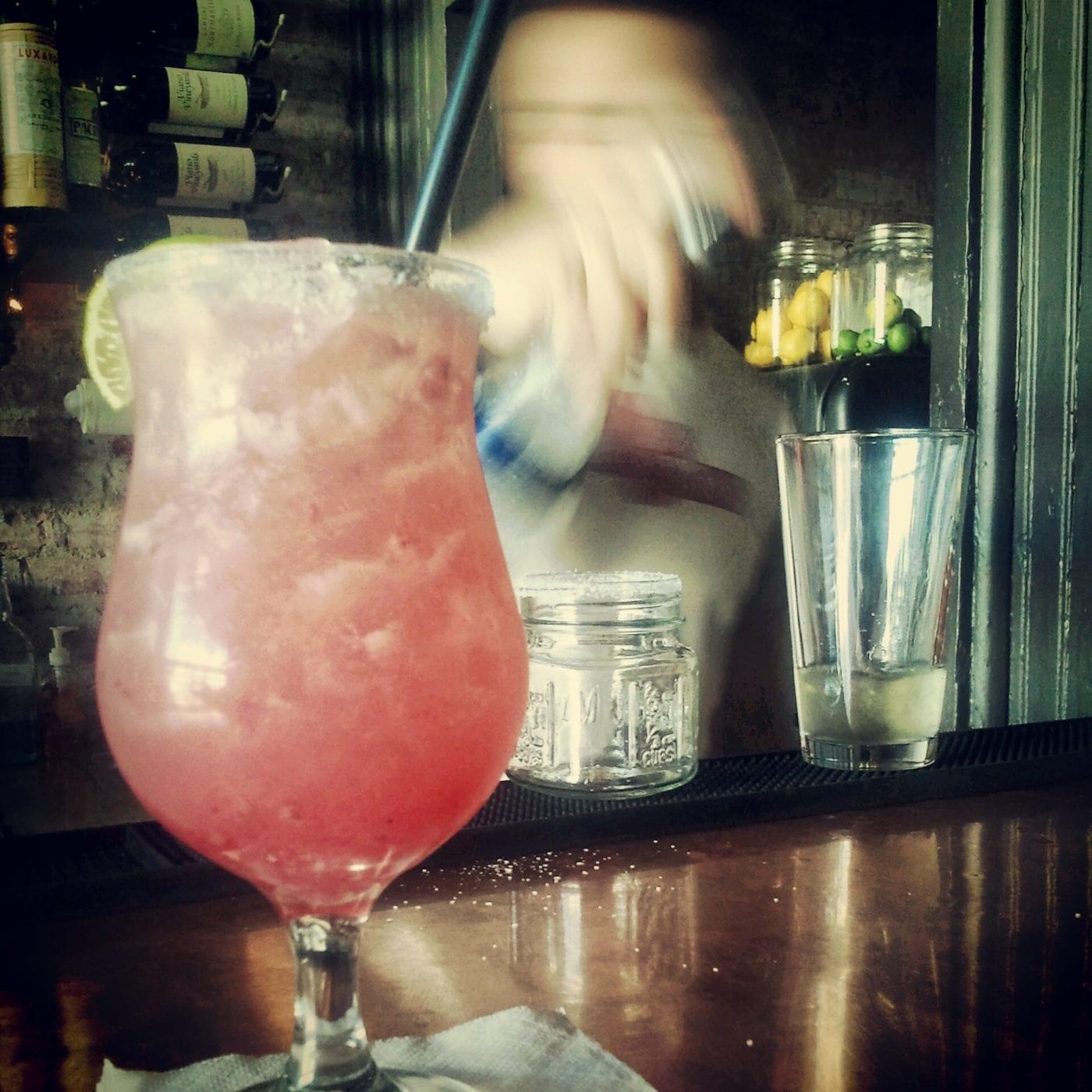 Redlight, Bar, Bellingham, Margaritas