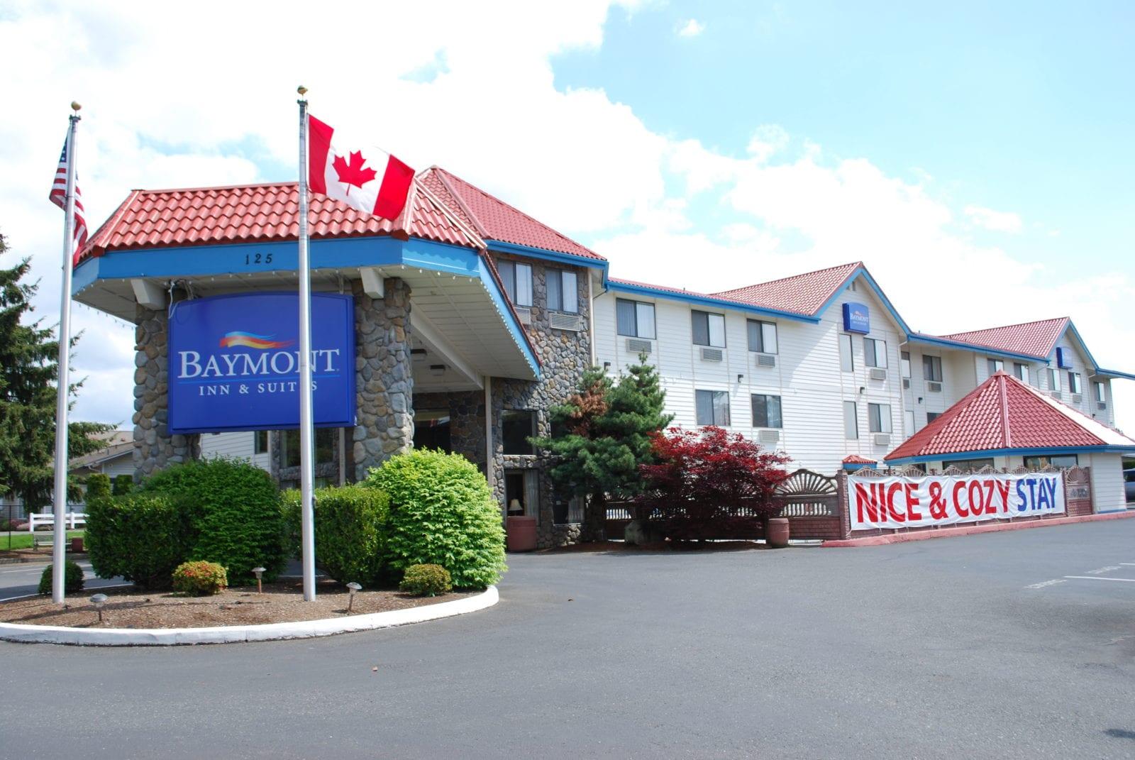 Baymont Inn at XXXX Guide Meridian Street, Bellingham, WA