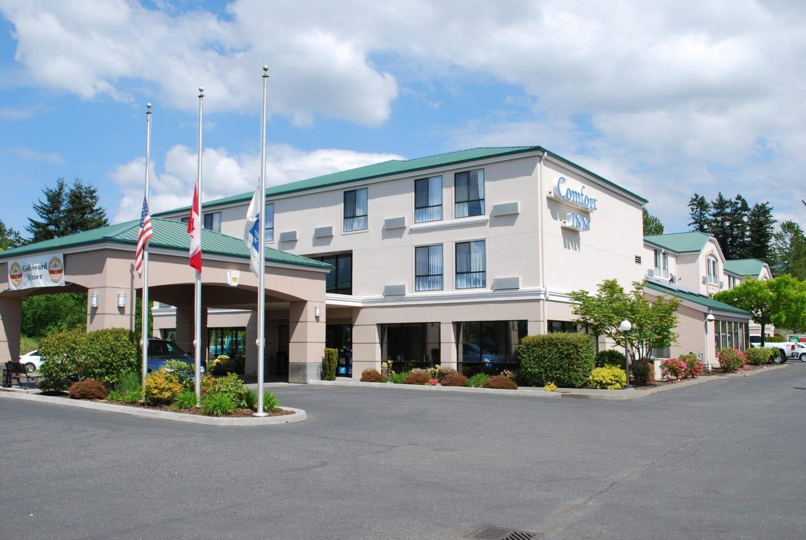 Hotels in Bellingham Comfort Inn