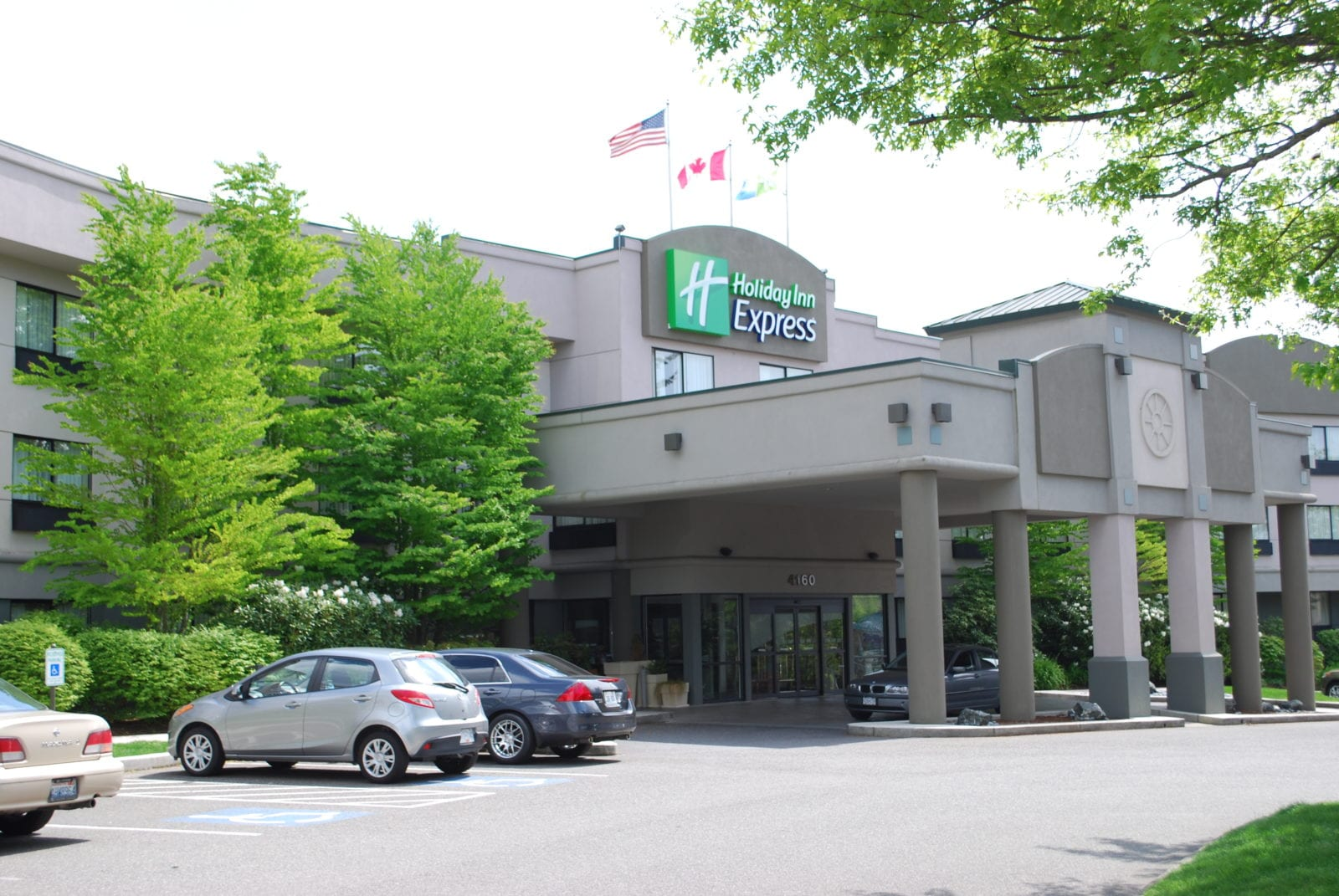 Holiday Inn Express at XXXX Guide Meridian St., Bellingham, WA