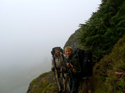 Yellow Aster Butte Backpackers
