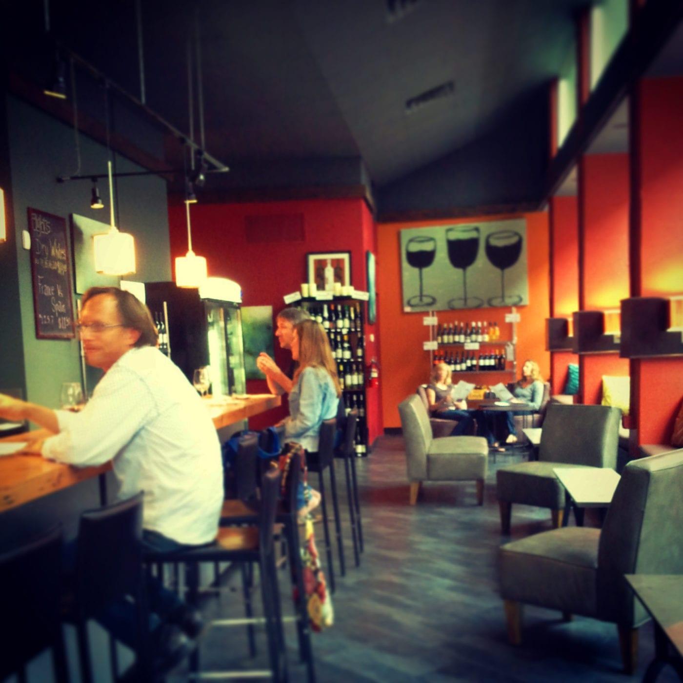 Vinostrology, Bellingham, WA, Wine Bar, Downtown Bellingham, Wine Tasting