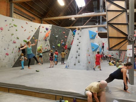 Vital Climbing Gym 2