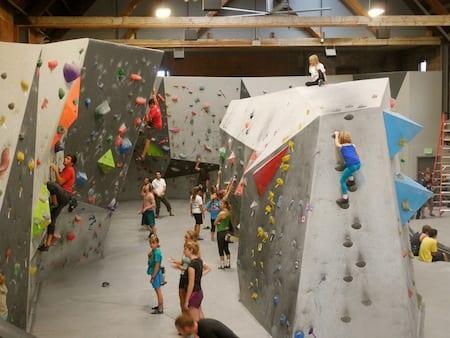 Vital Climbing Gym 3