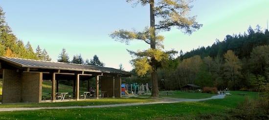 Lake Padden Shelters and Playground