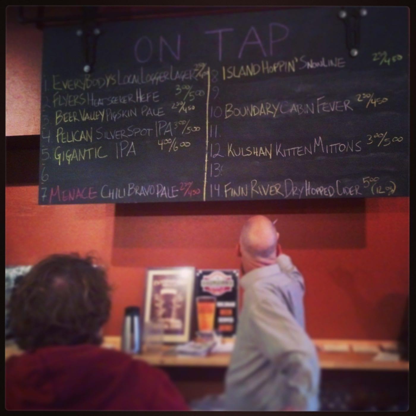 Bellingham, Beer, The Local, Brewpub, Pub