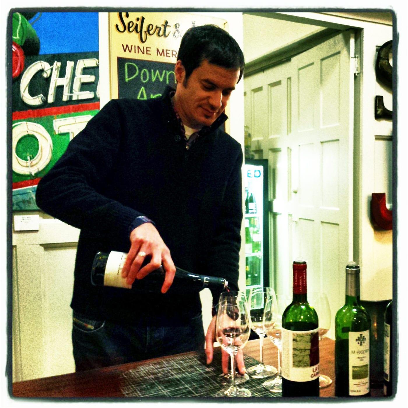 Seifert&Jones, Wine Shop, Wine Tasting, Bellingham, WA