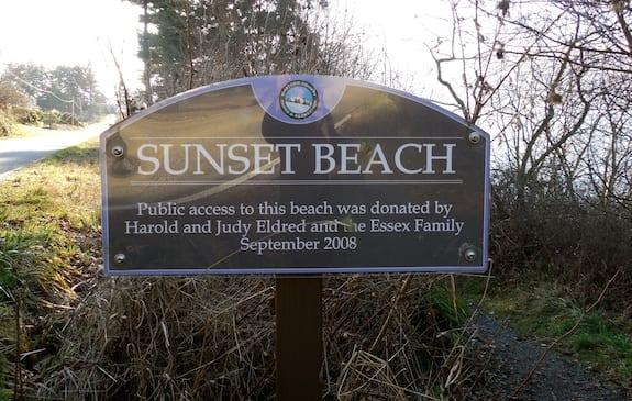 SunsetBeachLummi