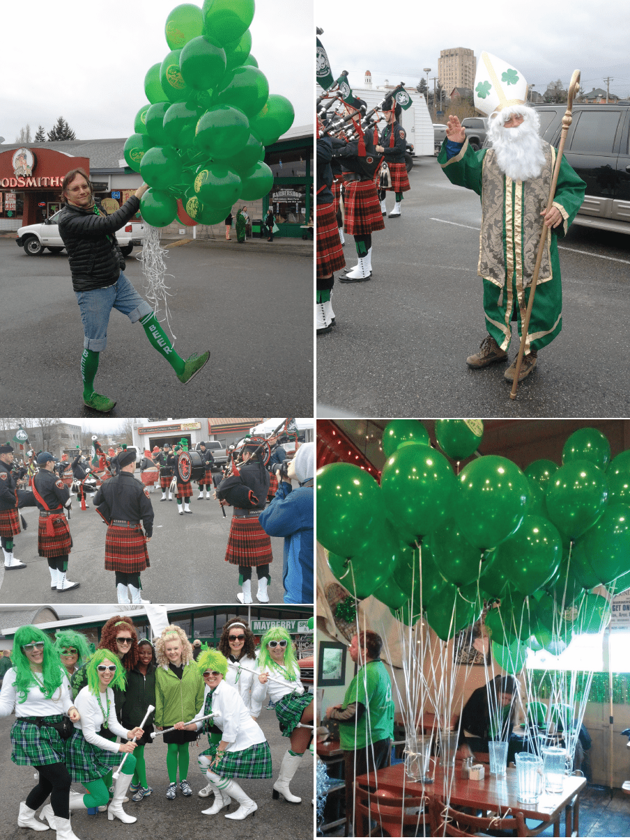 Bellingham, St. Patrick's Day, Parade, Craft Beer, Whatcom County