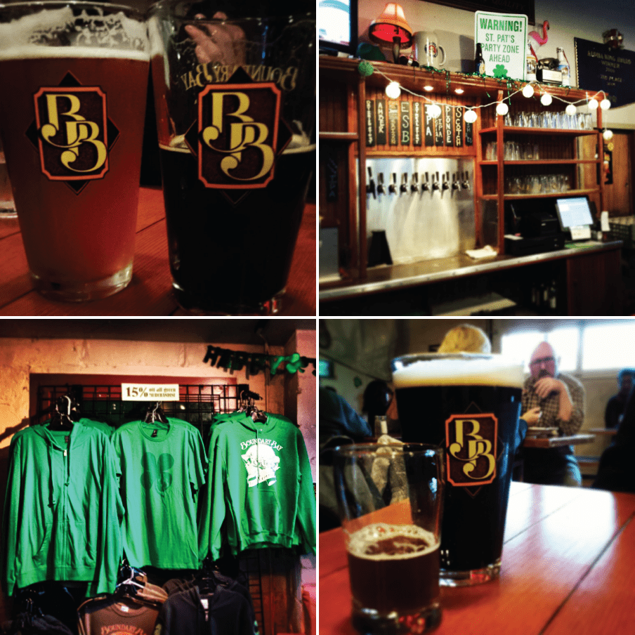 Boundary Bay Brewery, Bellingham, St. Patrick's Day, Merchandise, Craft Beer, Whatcom County, Parade