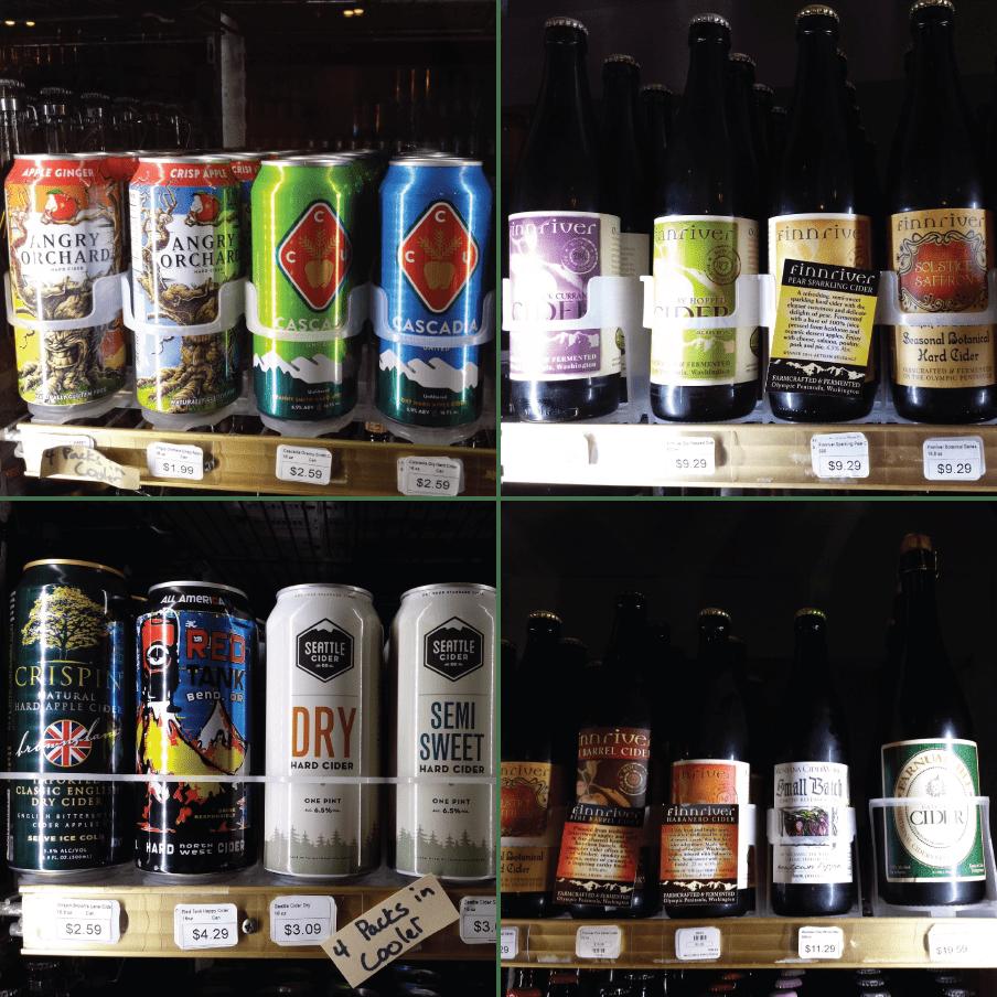 Gluten-free beer, Bellingham, Elizabeth Station, Craft Beer