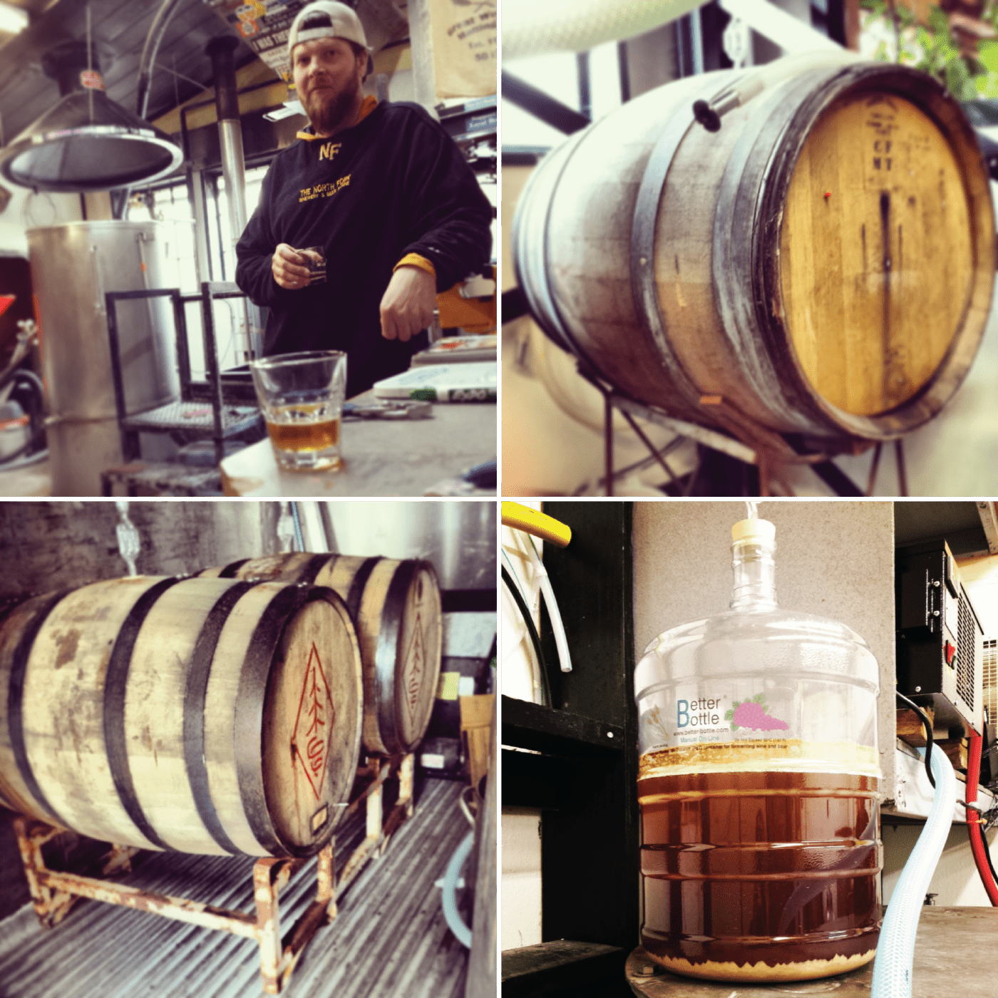 North Fork Brewery, Deming, WA, Brewer, Eric Jorgensen, Craft Beer