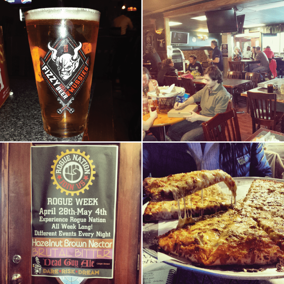 McKay's Taphouse, pizza, Bellingham, Craft Beer