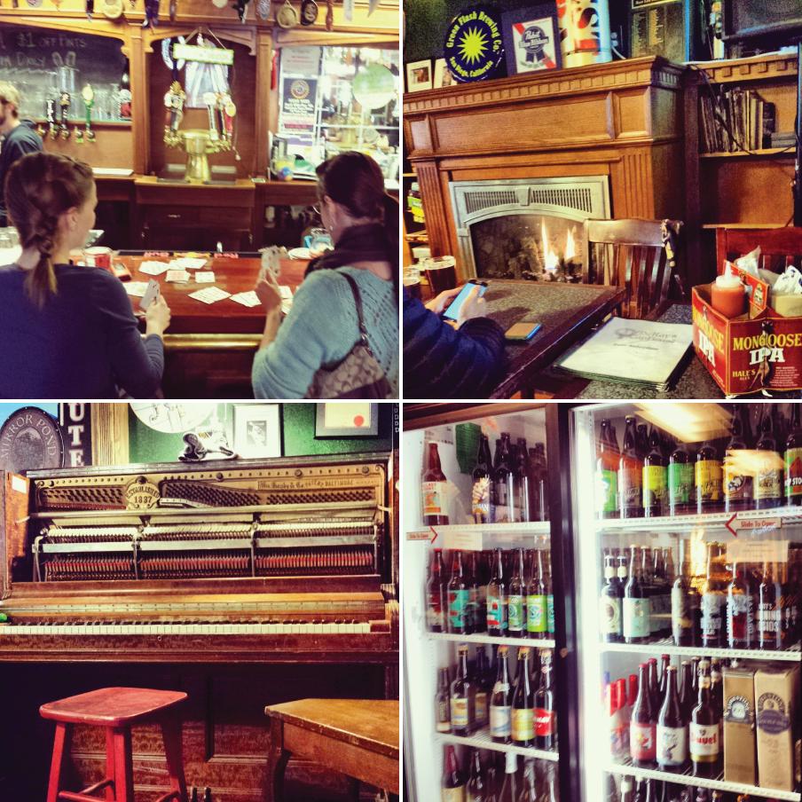 McKay's Taphouse, Bellingham, Craft Beer, Pizza