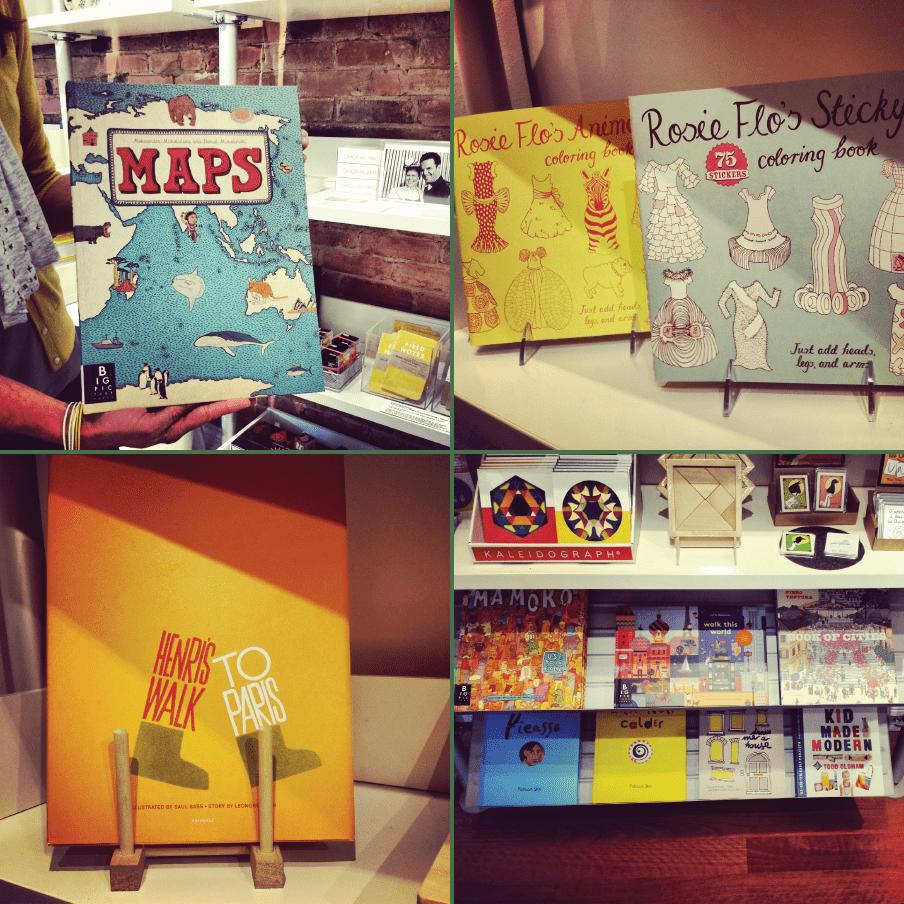 Ideal, Shopping, Children's Books, Downtown Bellingham