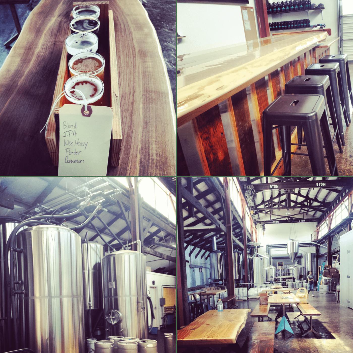 Wander Brewing, Bellingham, Craft Beer, Brewery, Food Truck, Taproom, Brew Hall