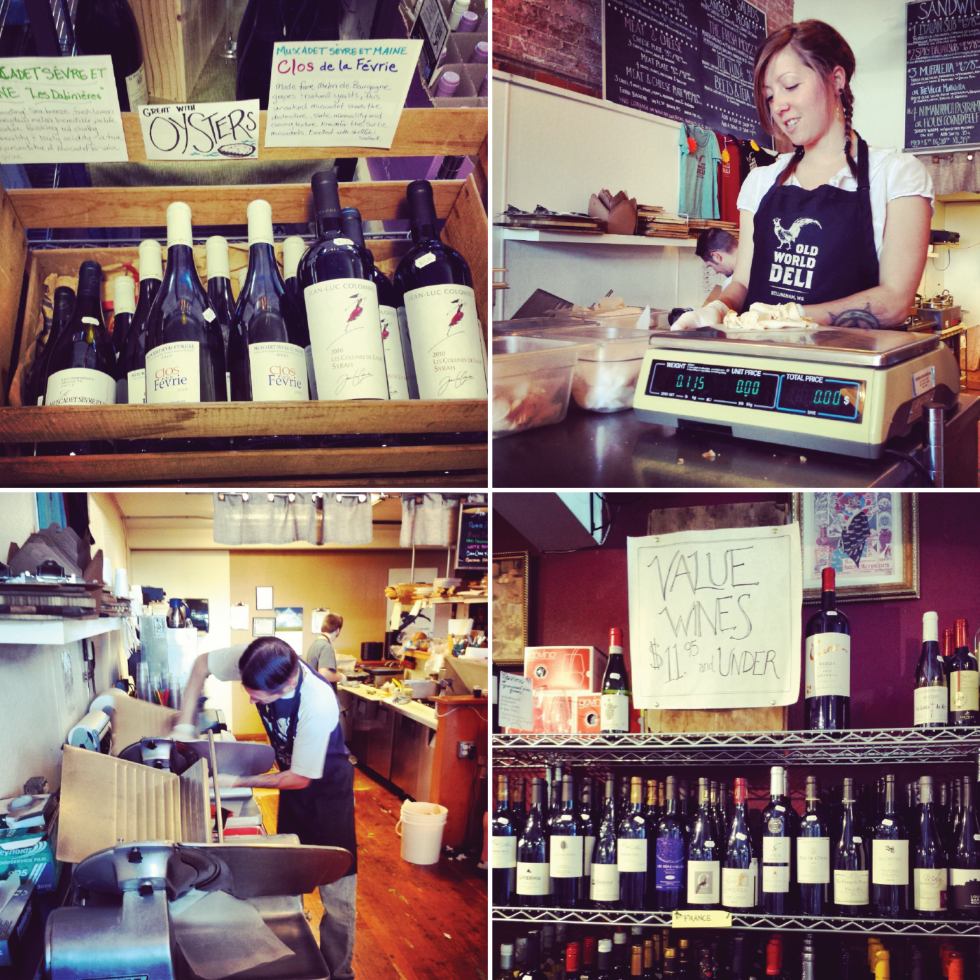 Old World Deli, Bellingham, Wine, Artisan, Cheese, Meat, Sausage, Specialty, Gourmet