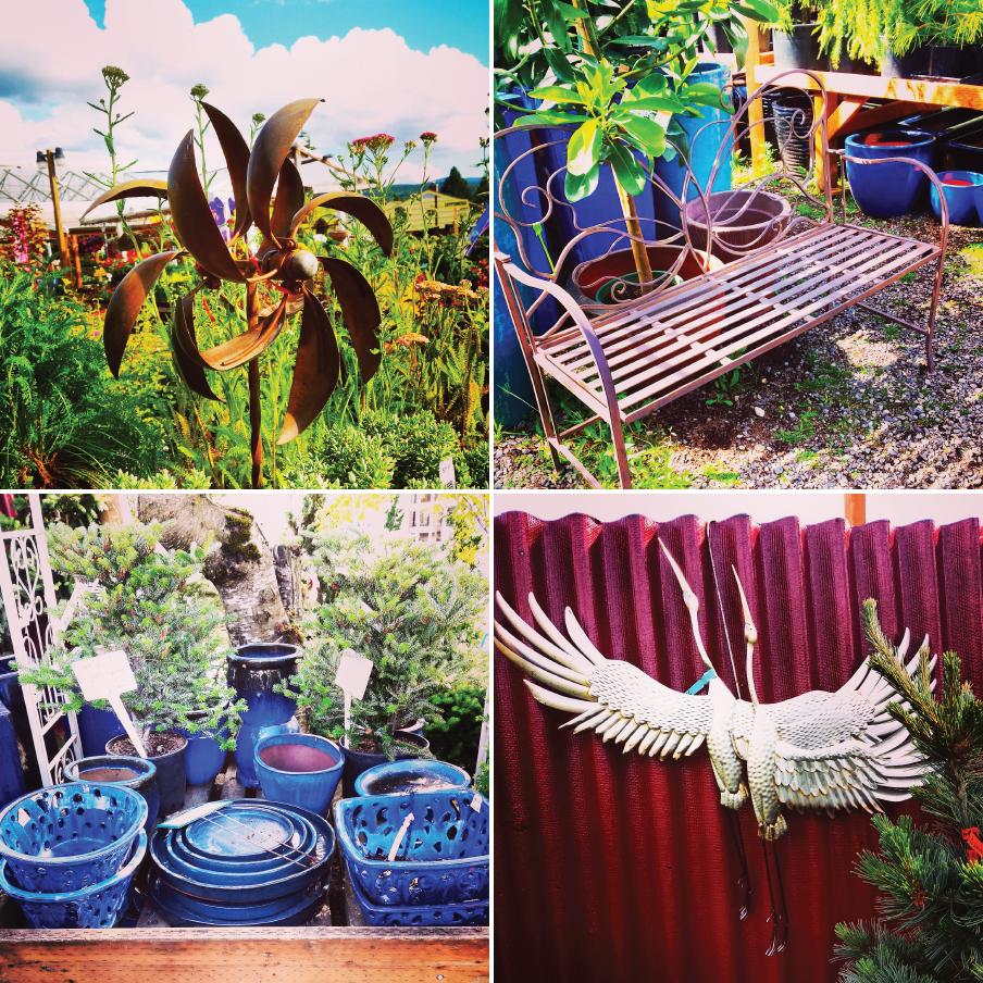 Garden Spot Nursery, Statuary, Garden Art