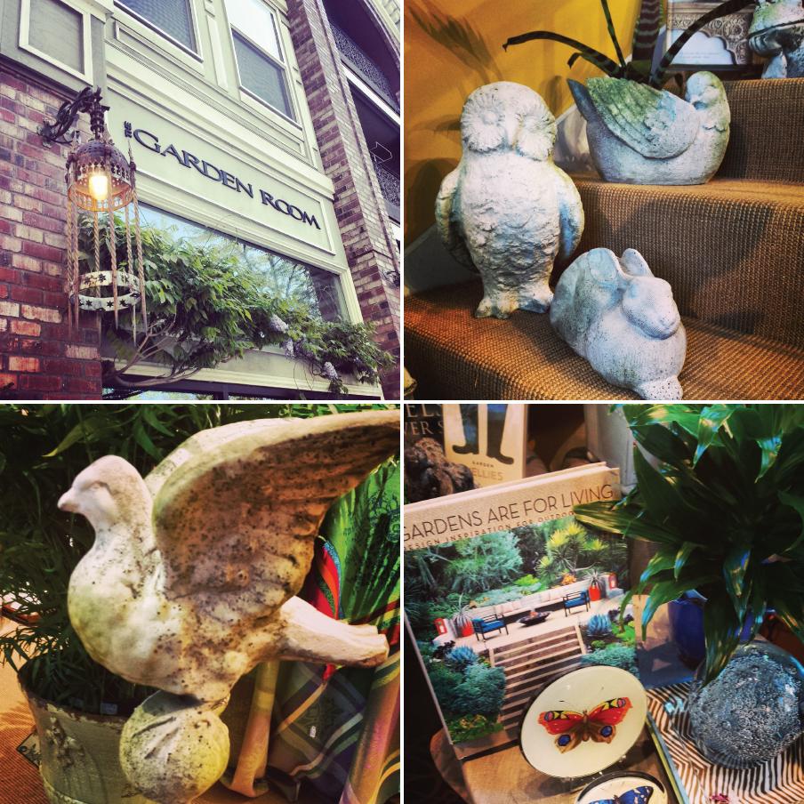 The Garden Room, Fairhaven, Statuary, Garden Art