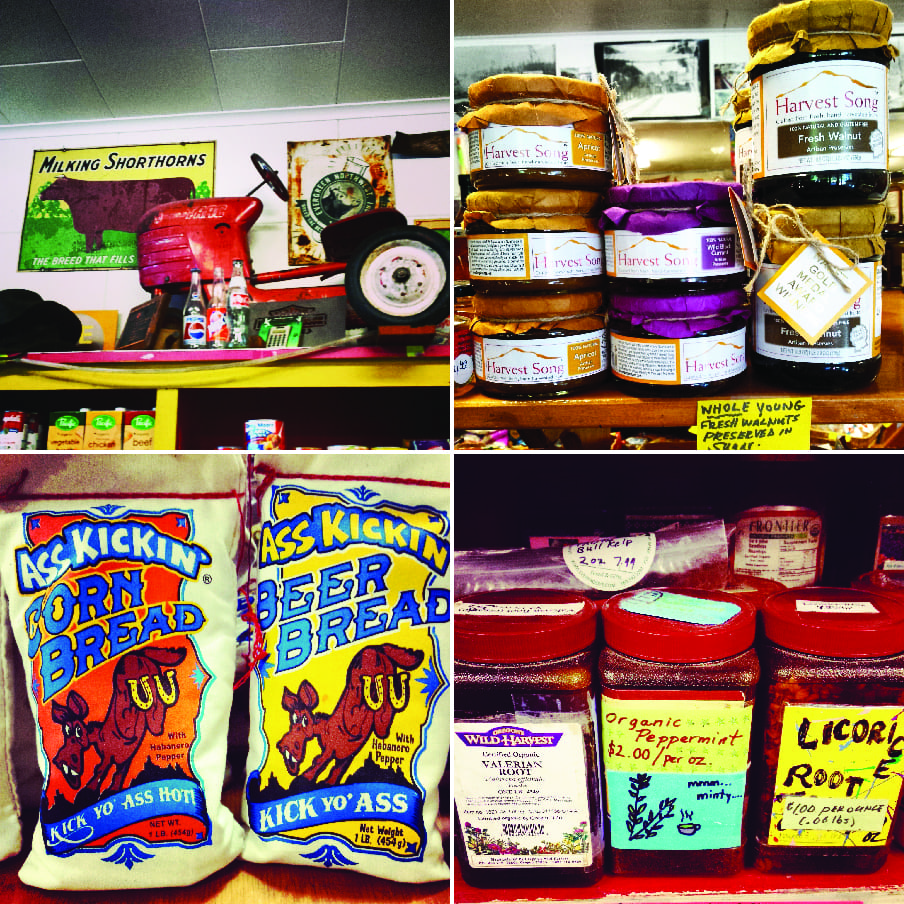 everybody's store, deming, variety store, whatcom county, shopping, deli, books