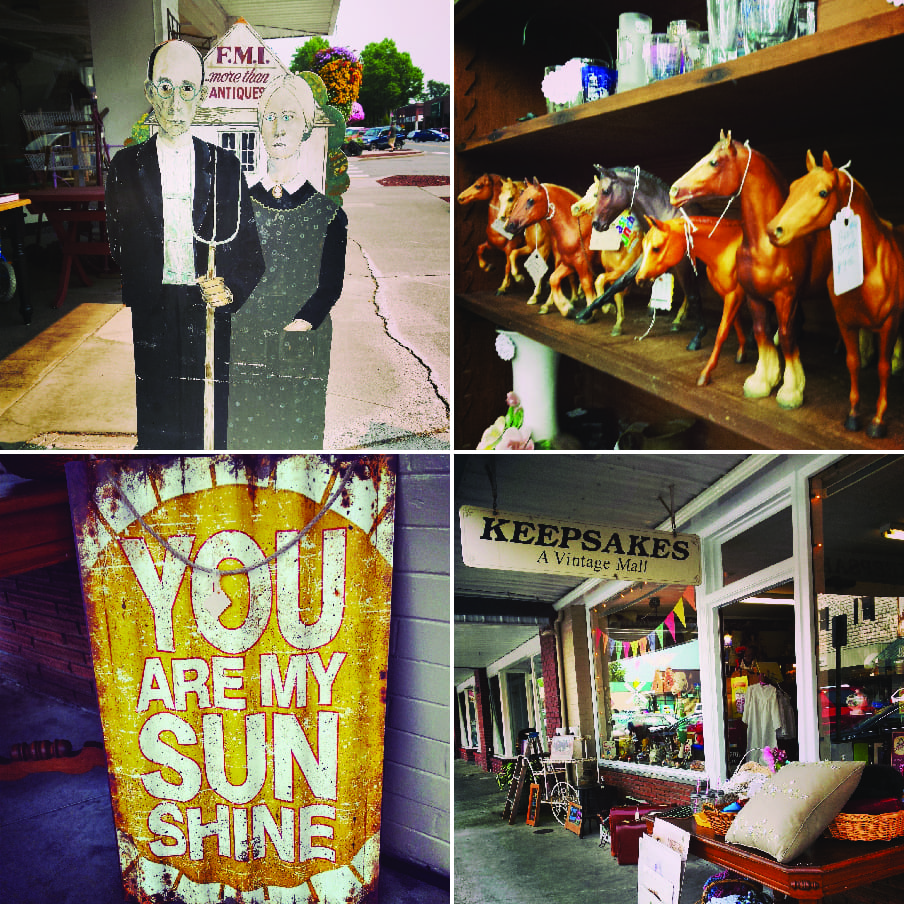 Lynden, Shopping, Antiques