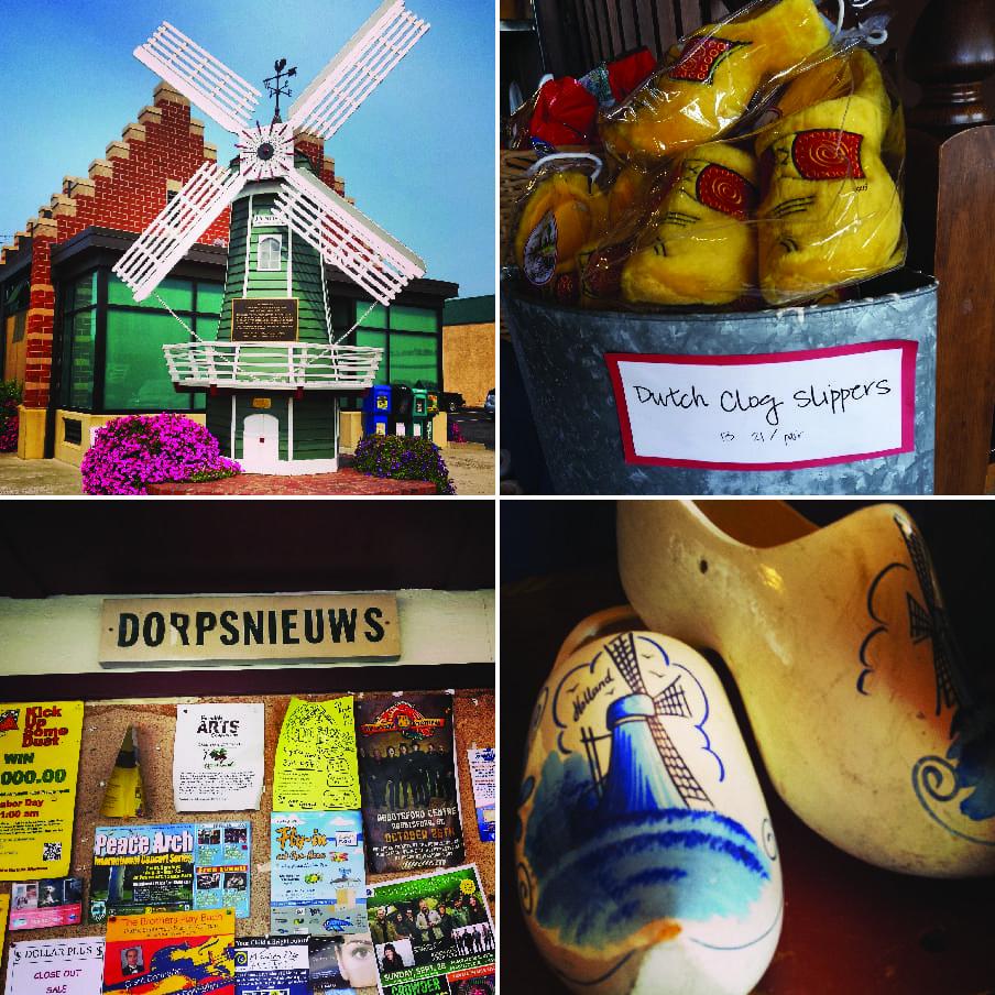 Lynden, Shopping, Dutch, Clogs, Windmills
