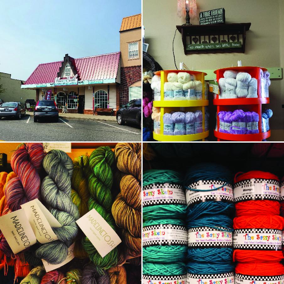 Lynden, Shopping, Yarn Store,