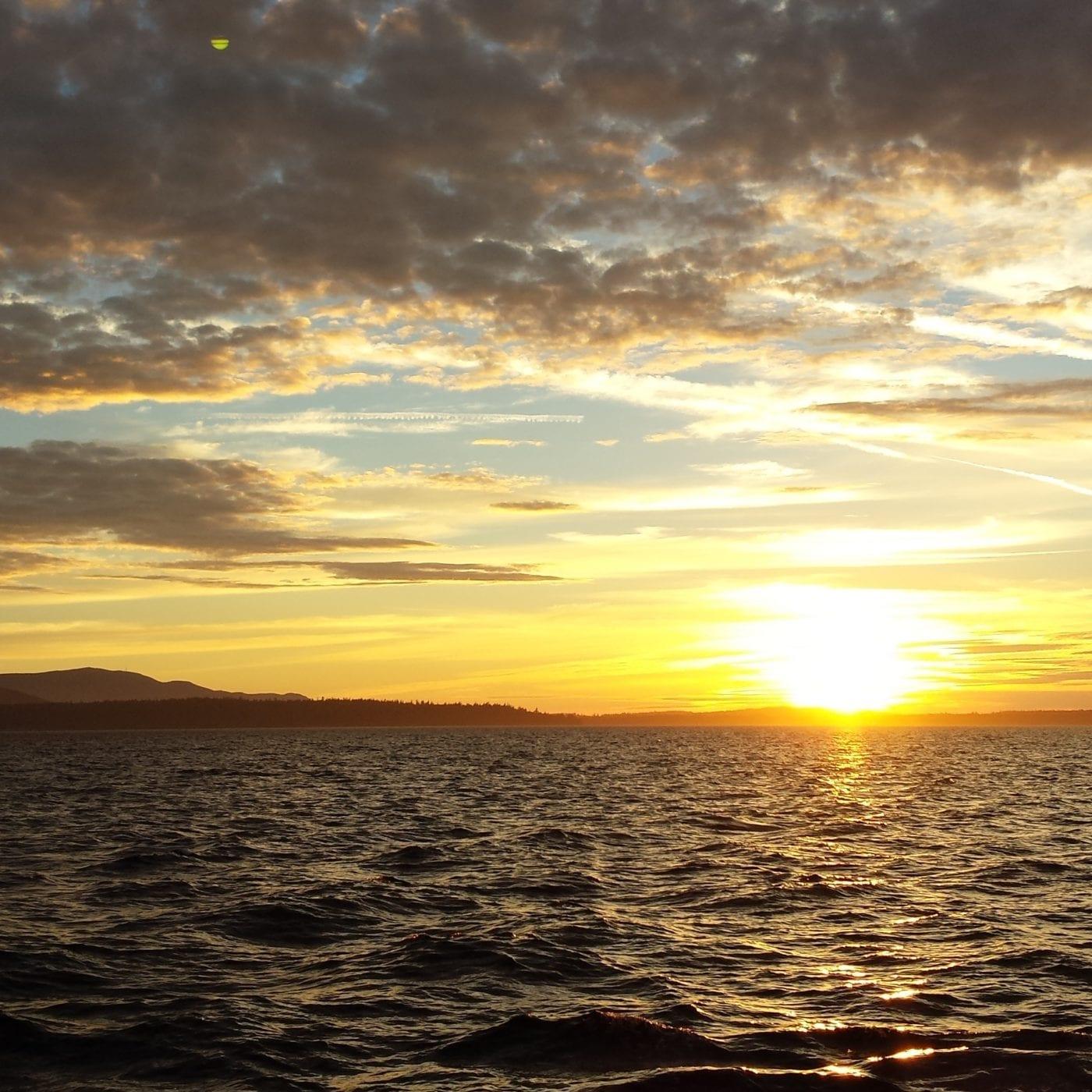 Schooner Zodiac, Bellingham Bay, Tall Ship, Wine Cruise