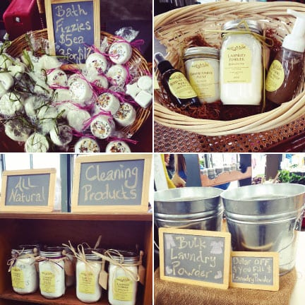 Bellingham Farmers Market, Crafts, Jewelry, Pottery, Clothing, Art, Earthenhome