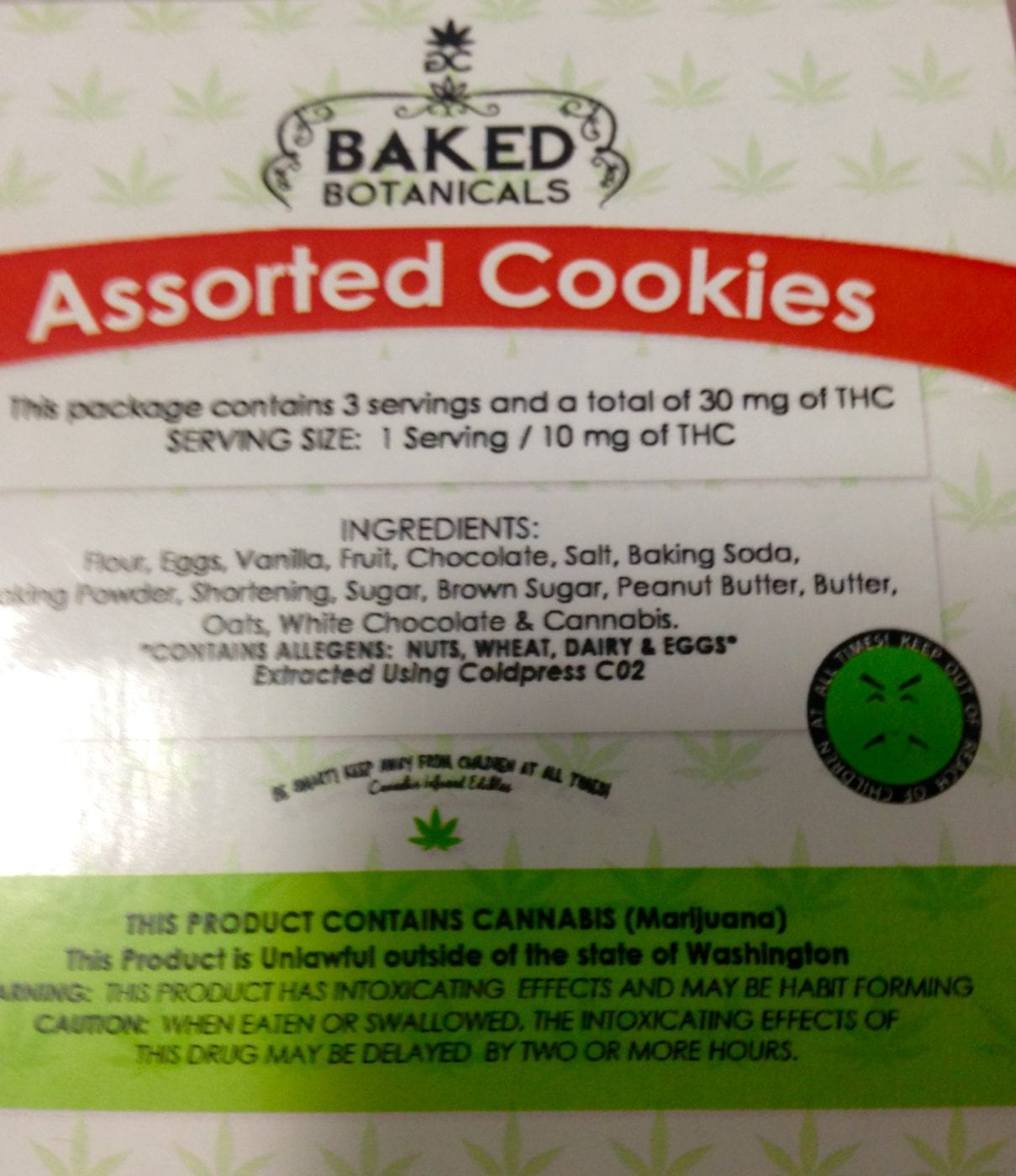 Edible Assorted cookie photo