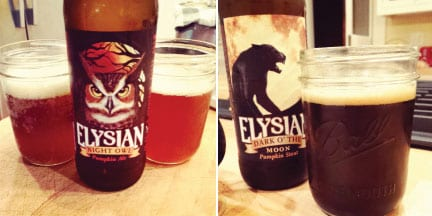 Bellingham, Craft Beer, Pumpkin Beer, Elizabeth Station