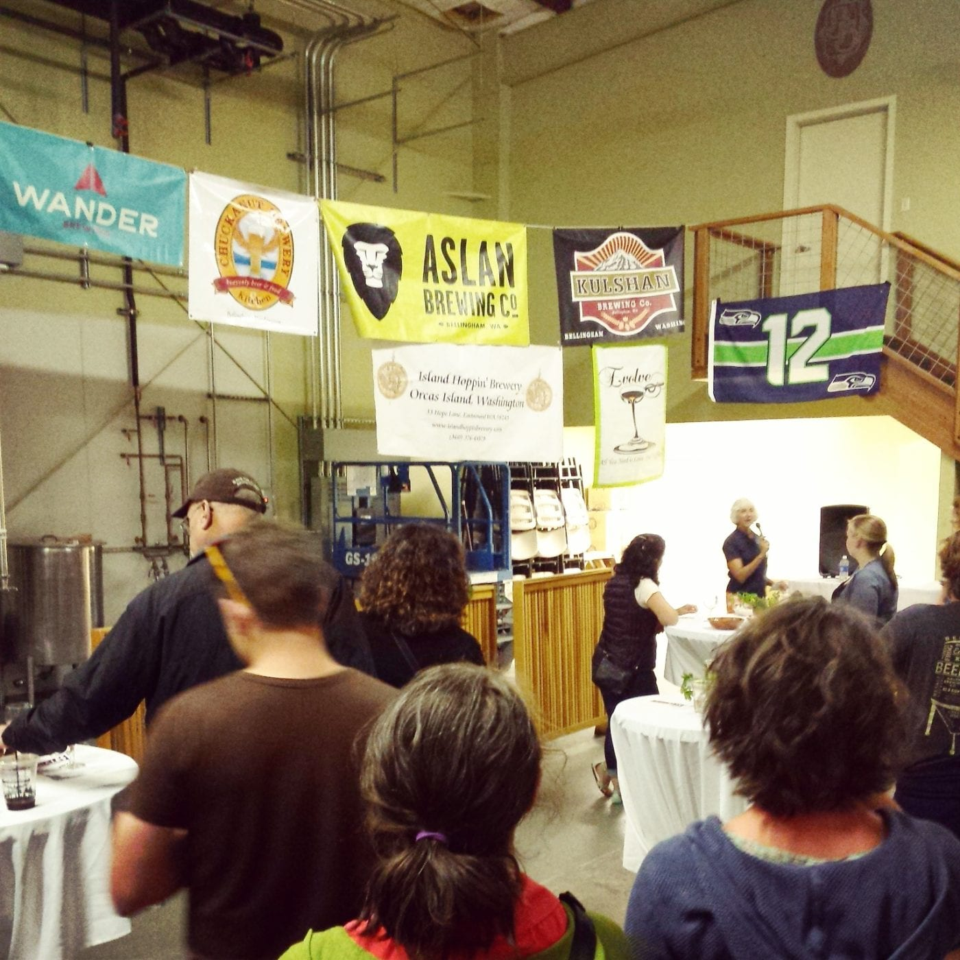 Bellingham Beer Week, Boundary Bay Brewery, femALES event, Dorothy Place, Craft Beer, Breweries in Bellingham