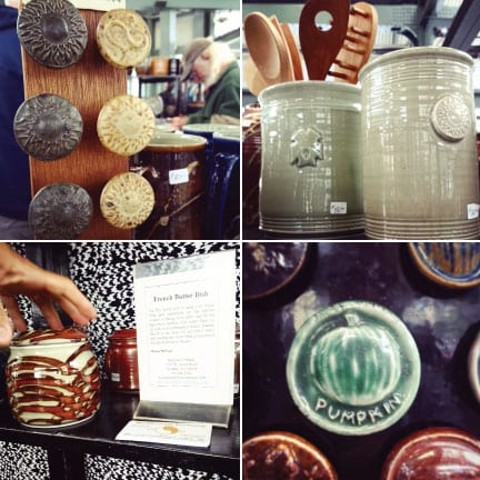 Bellingham Farmers Market, Crafts, Jewelry, Pottery, Clothing, Art, McDowell Pottery