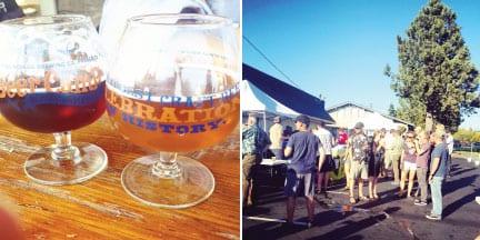 Bellingham Beer Week, Elizabeth Station, Craft Beer, Breweries in Bellingham,