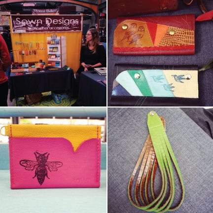 Bellingham Farmers Market, Crafts, Jewelry, Pottery, Clothing, Art, Sown Designs