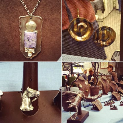 Bellingham Farmers Market, Crafts, Jewelry, Pottery, Clothing, Art, Umbilicus Designs
